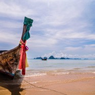 Photo: Longtail Boat in Thailand