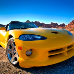 Dodge Viper Valley of Fire