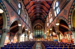 St. David's Church, Neath, Wales