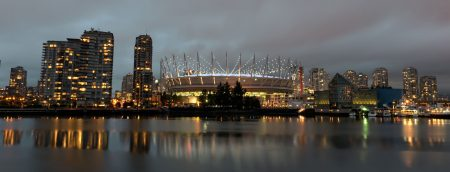 BC Place HDR