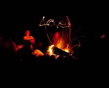 Photo: Campfire Fun