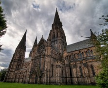 Photo: St Mary's Cathedral, Edinburgh, Scotland