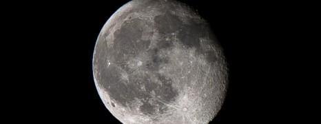 Moon on Oct 14 2011