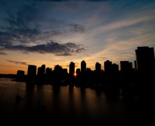 Photo: Vancouver Sunset May 2011