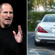 How Steve Jobs drove without license plates
