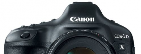 Canon Unveils the 1D X