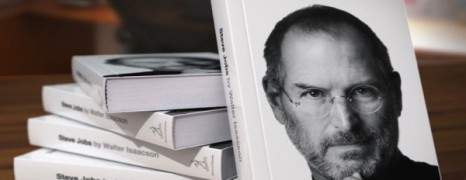 Hints of Apple Plans in Jobs Book
