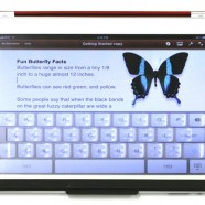 TouchFire: The Screen-Top Keyboard for iPad