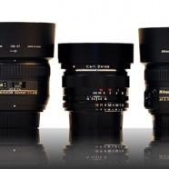 Seven 50mm prime lenses for Nikon F-mount compared