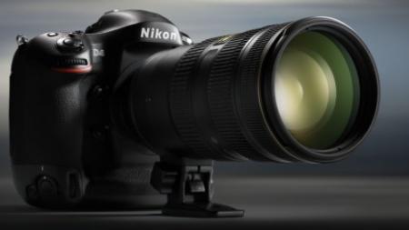 Nikon D4 Zoom