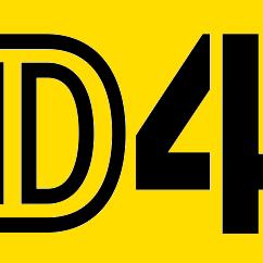 Nikon D4 Logo