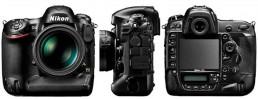 Nikon D4 Trio