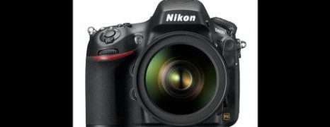 My New Camera, the Nikon D800E
