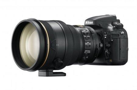 D800 Big Lens