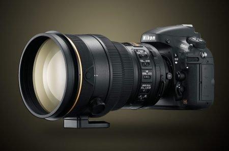 Nikon D800 with Nikkor 200mm f/2 lens