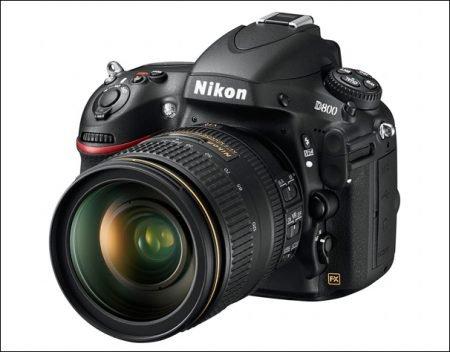 Nikon D800 Angle 2
