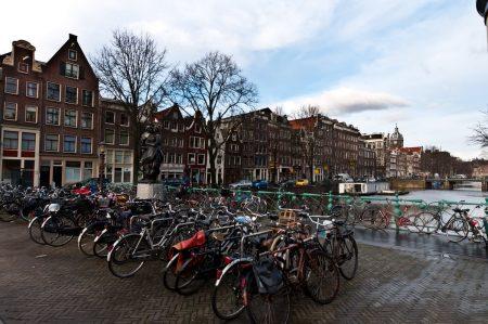 Amsterdam Dec 2011 Bikes