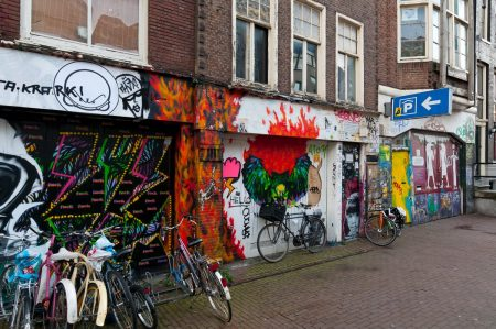 Amsterdam Dec 2011 graffiti 1