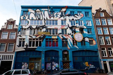 Amsterdam Dec 2011 graffiti 5