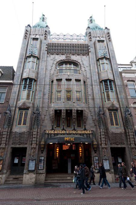 Amsterdam Dec 2011 cool theatre