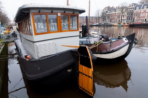 Amsterdam Dec 2011 boat