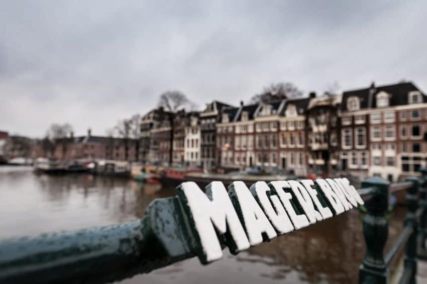 Amsterdam Dec 2011 bridge detail (magere berg)