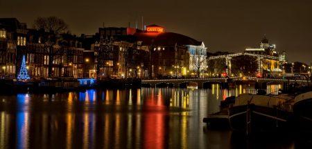 Amsterdam Dec 2011 long exposure