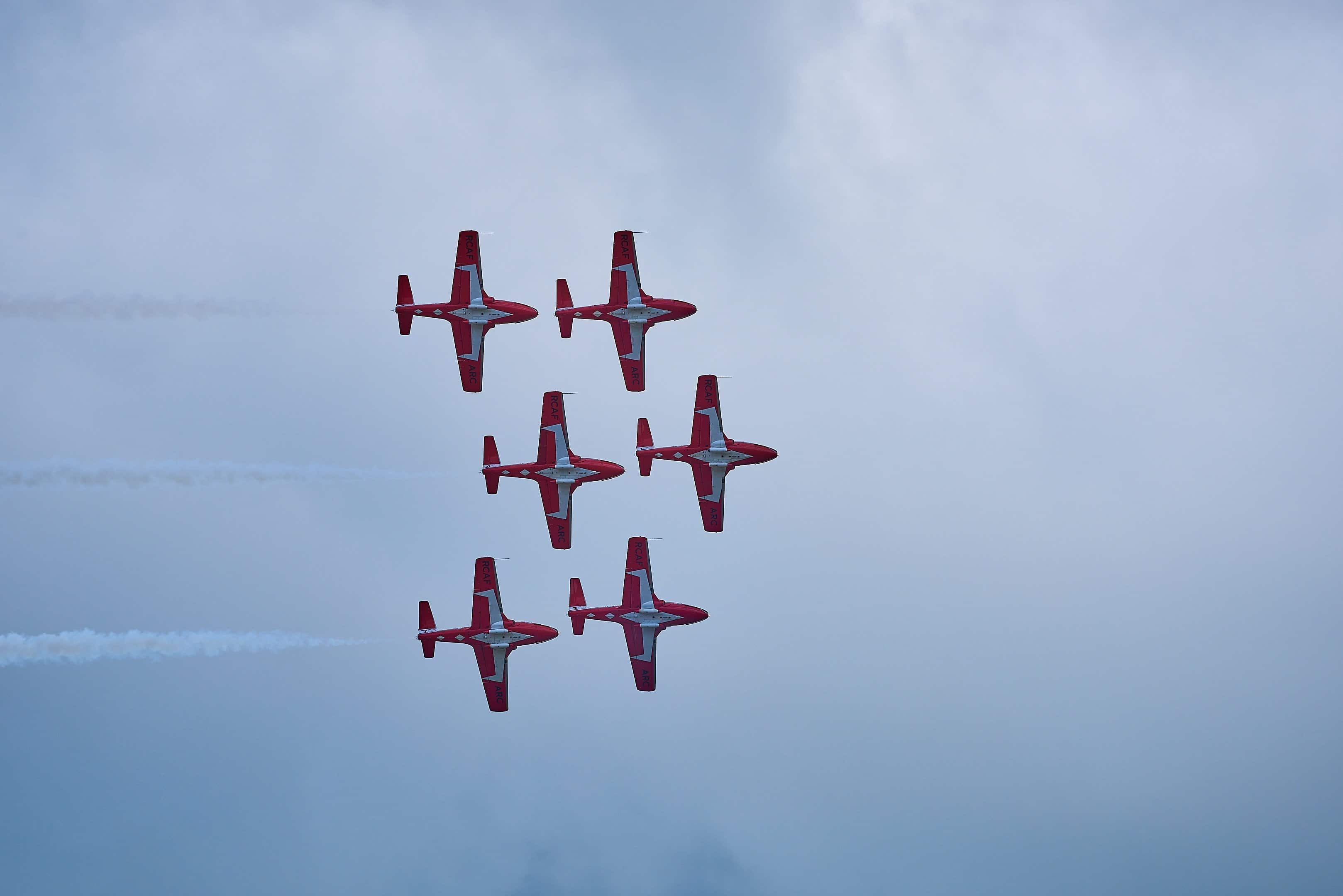 Abbotsford Airshow : 2017-08-13 : Canadian Forces Snowbirds