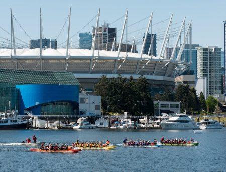 Dragon Boat Spring Sprint - Vancouver, BC - 2012-05-12
