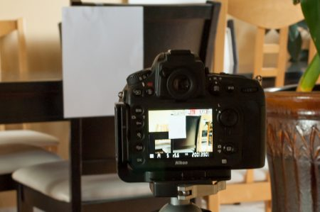 D90 shot of D800 LCD screen to test for hue