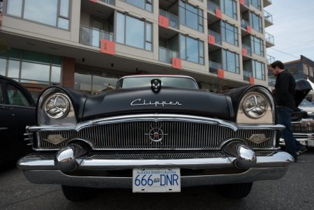 5th Annual East Van Show and Shine at the Whip Restaurant (Vancouver, BC. May 27, 2012)