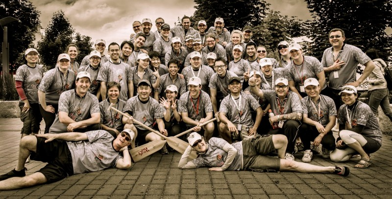 Dragon Boat Festival: 2012-06-17 : Group : 300 Style