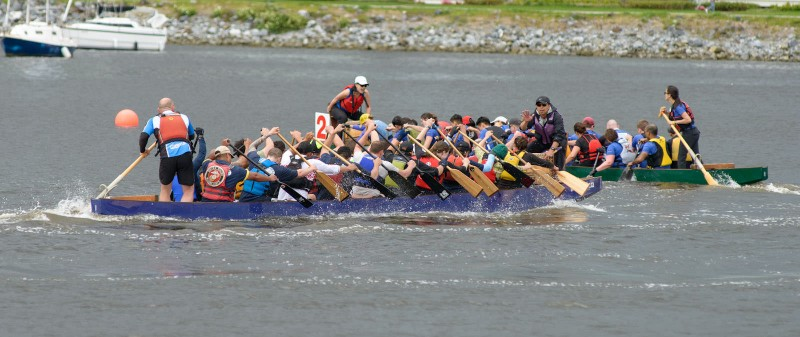 Dragon Boat Festival : 2012-06-17 : Guts and Glory Race