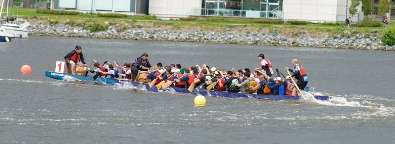Dragon Boat Festival : 2012-06-17 : Guts and Glory Race 3