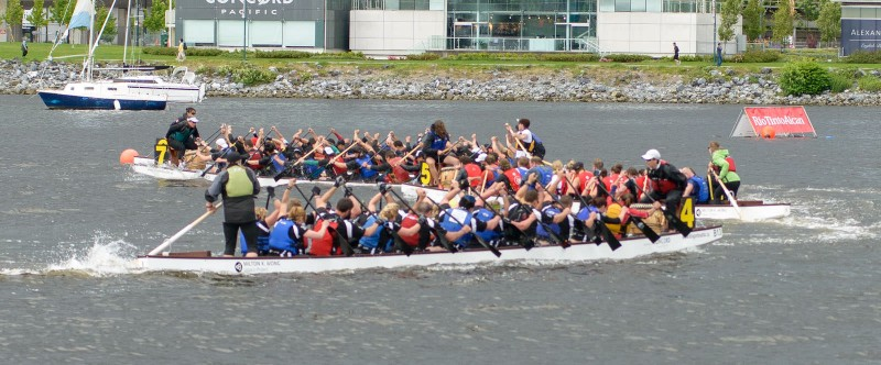 Dragon Boat Festival : 2012-06-17 : Guts and Glory Race 6
