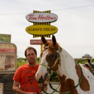 Tim Hortons Small Town Drive Through