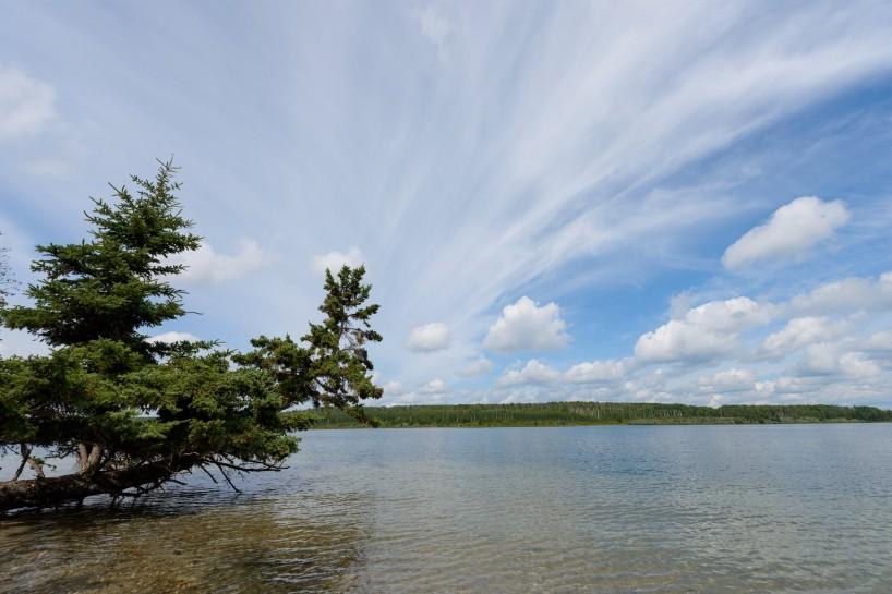 Alberta Visit Aug 2012 : Hanmore Lake