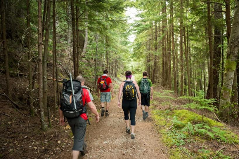 Lions Binkert Trail Hike Vancouver - 2012-08-18 : motley crue
