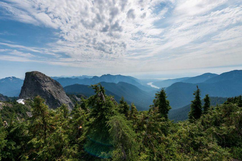 Lions Binkert Trail Hike Vancouver - 2012-08-18 : amazing view
