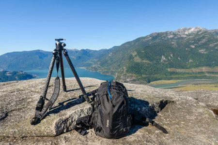 Stawamus Chief - South Peak - Squamish BC - 2012-09-13 : Gear