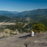 Hiking Stawamus Chief South Peak – Squamish, BC