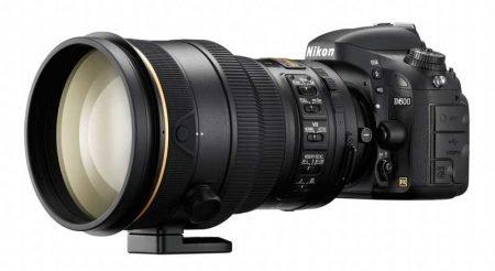 Nikon D600 FX DSLR Camera : Nikkor 200mm f/2 Lens
