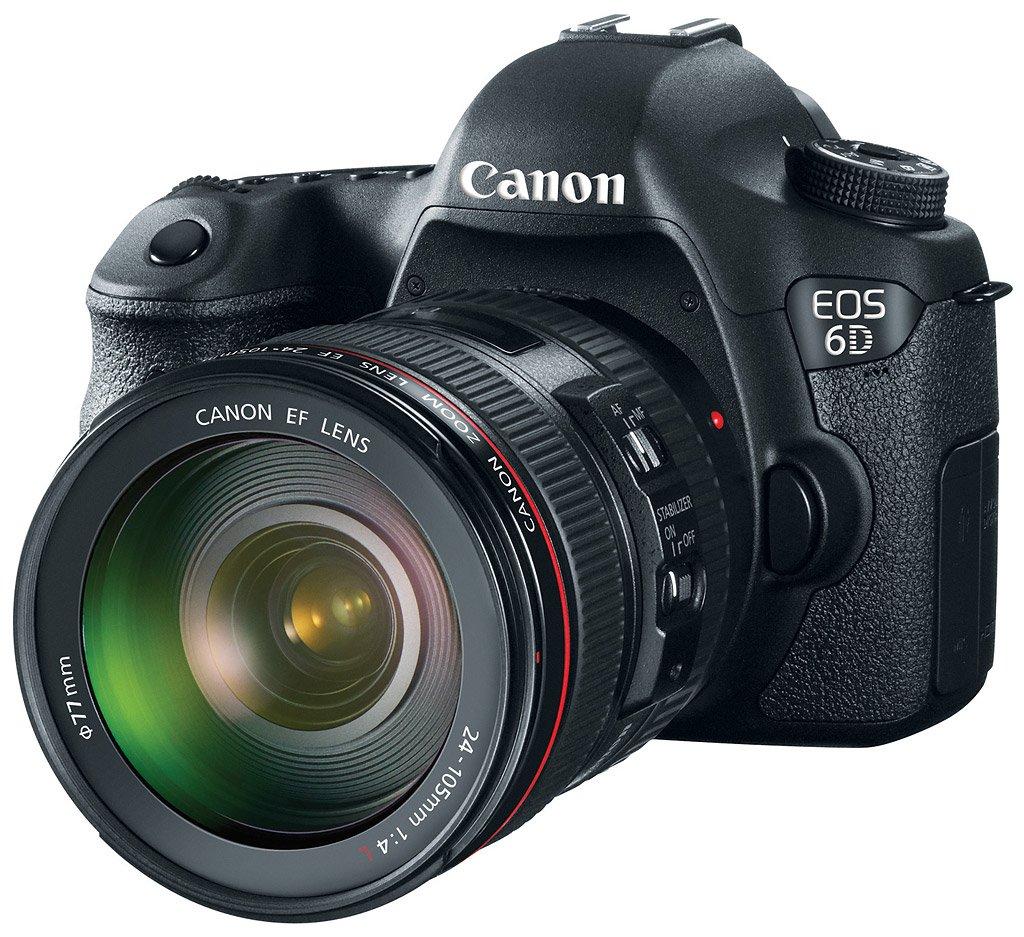 Nikon D600 Vs Canon 6D - Entry Level Full Frame Scrap