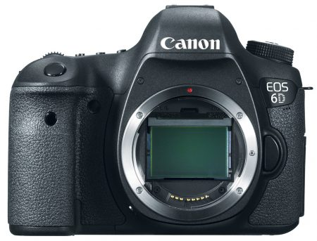 Canon 6D Full Frame Camera : Front