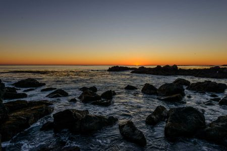 Ucluelet BC Vacation : 2012-10 : Sunset Rocks 2
