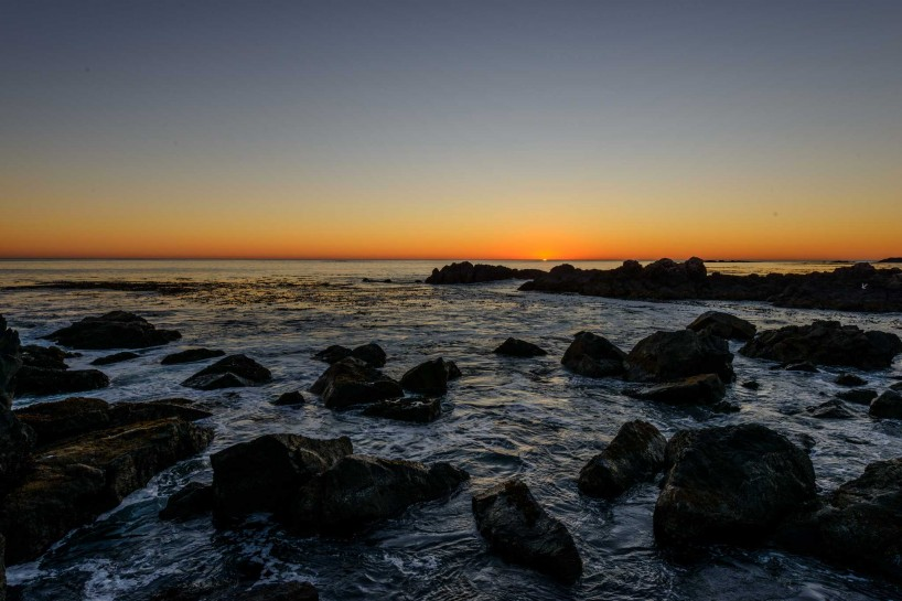 Ucluelet BC Vacation : 2012-10 : Sunset Rocks 2
