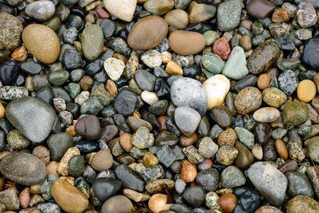 Nikon D800 Macro - Nikkor 105mm f/2.8 VR Micro - 2012-11-27 : Pebbles at the beach