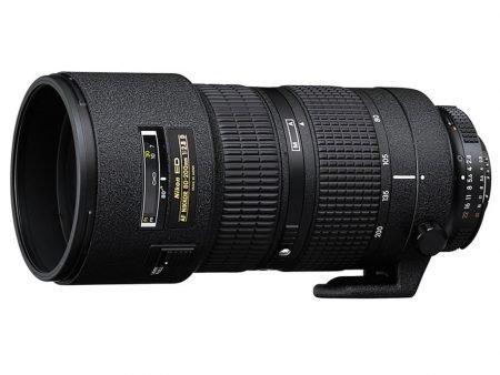 Nikon Nikkor 80-200 f/2.8 Lens