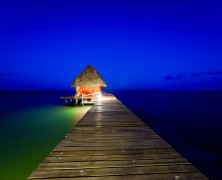 Photo: Twilight In The Caribbean