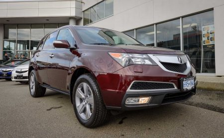 2013 Acura MDX Tech Edition - Dark Cherry Pearl - Dealer
